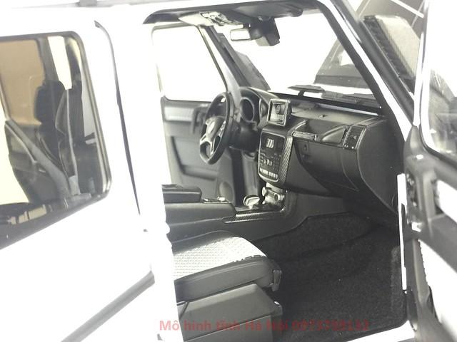 AlmostReal 1 18 Brabus 550 Adventure Mercedes G 4x4 mo hinh o to xe hoi diecast model car (17)