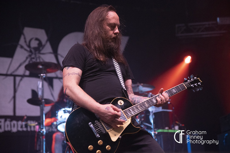 Bloodstock Open Air (w/ Saxon, Judas Priest and more) @ Catton Hall (Swadlincote, UK) on August 15, 2021
