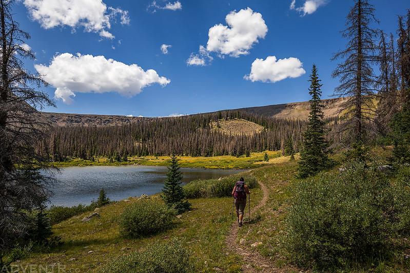 Trail Around the Lower Lake