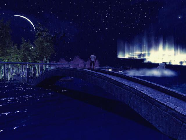 Luna te Amo - Struck On A Bridge To Nowhere