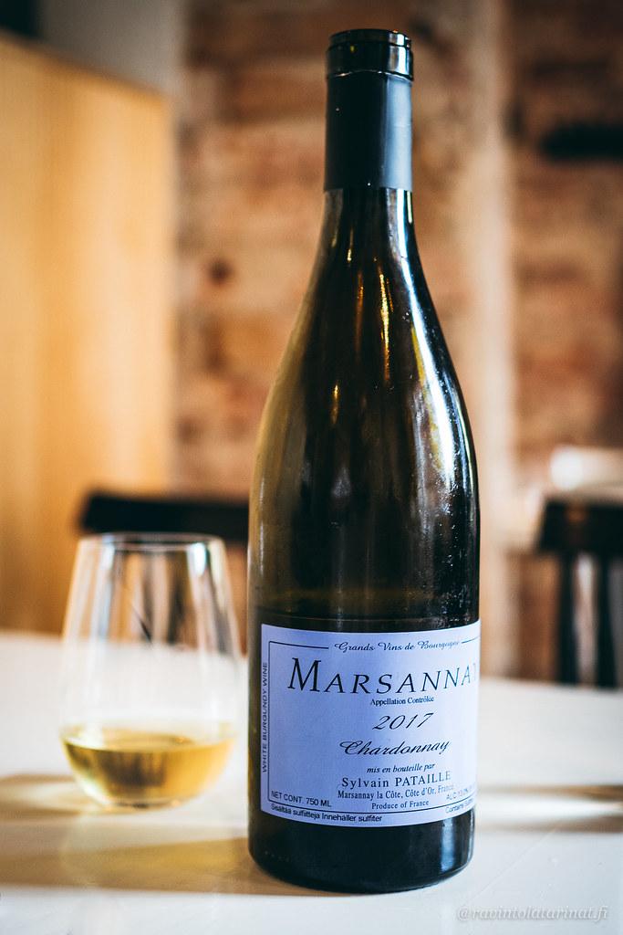 Sylvain Pataillen - Marsannay Chardonnay 2017 | Spis Helsinki