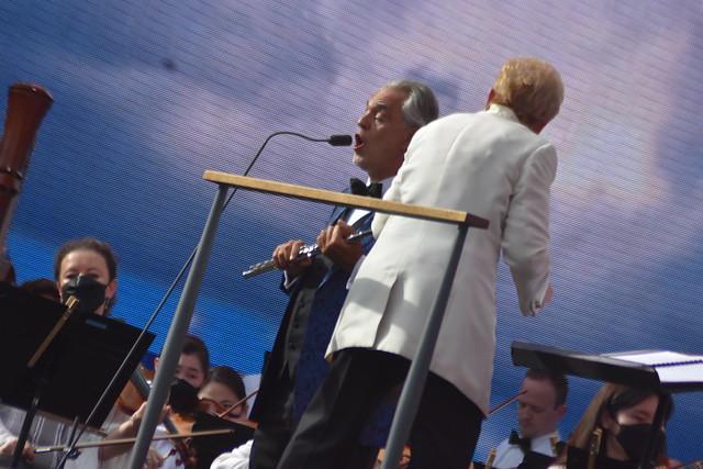 The New York Philharmonic feat. Andrea Bocelli by Pirlouiiiit 21082021