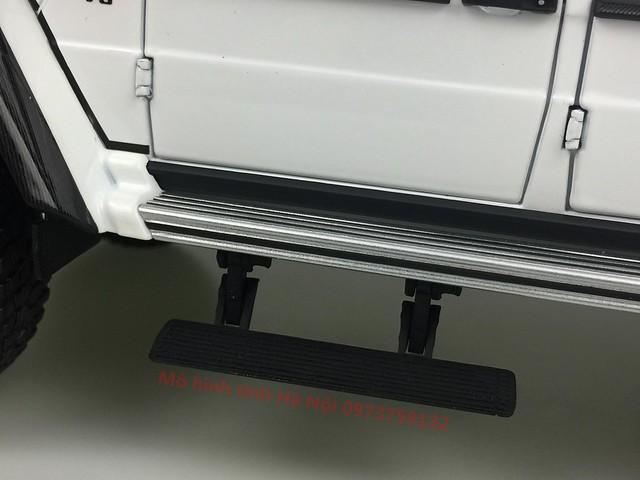 AlmostReal 1 18 Brabus 550 Adventure Mercedes G 4x4 mo hinh o to xe hoi diecast model car (19)
