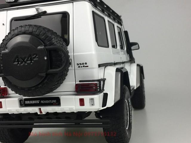 AlmostReal 1 18 Brabus 550 Adventure Mercedes G 4x4 mo hinh o to xe hoi diecast model car (10)