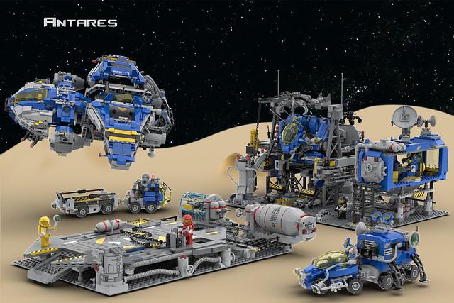2 Antares Classic Space