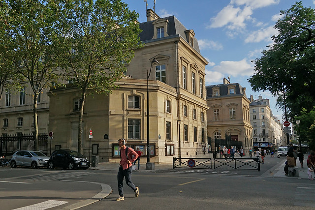 Rue Eugène Spuller - Paris (France)