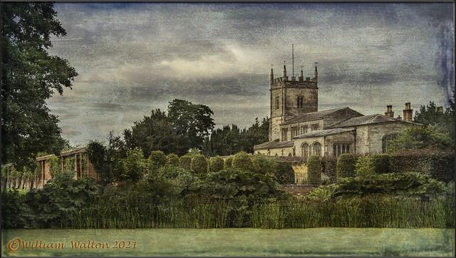 Coughton Church(UK)