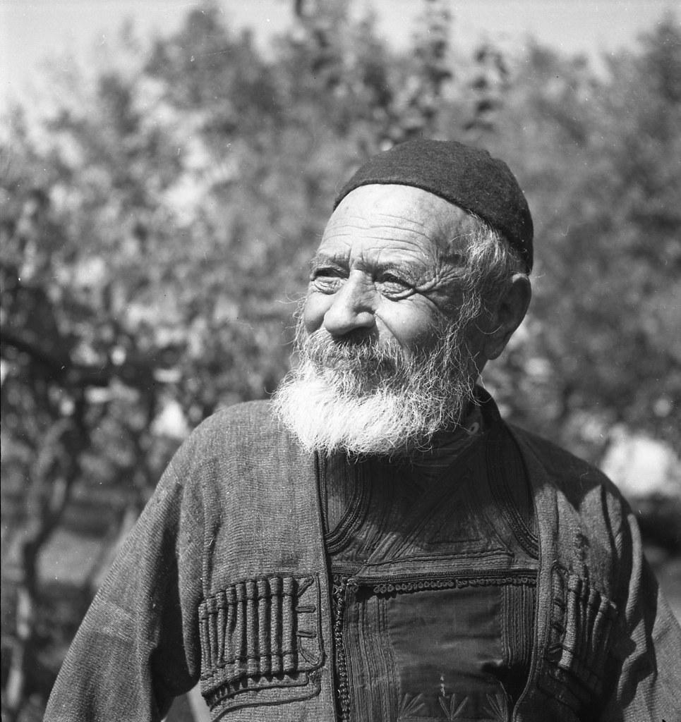 Жителю Тбилиси Гиго Тетрашвили исполнилось сто лет. сентябрь-октябрь