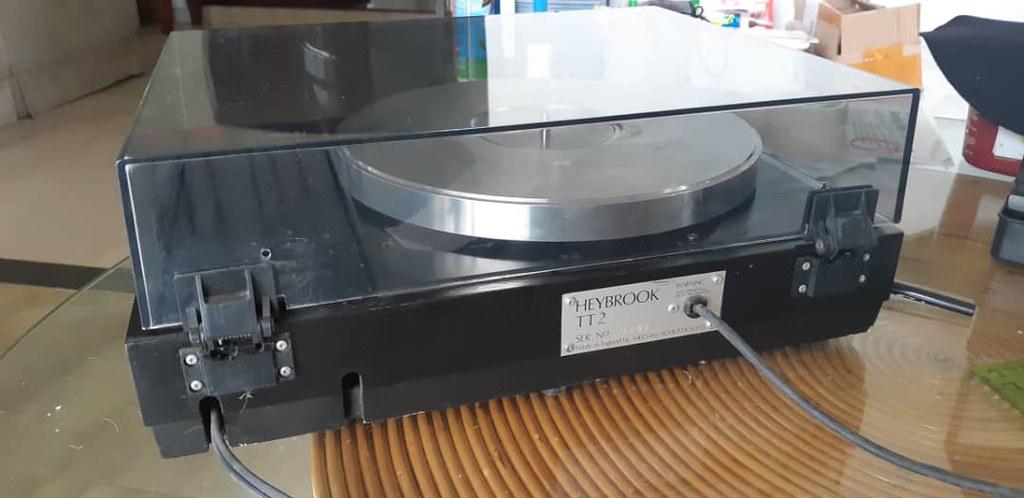Heybrook TT2 Turntable (used) 51394947540_f45f78251d_b