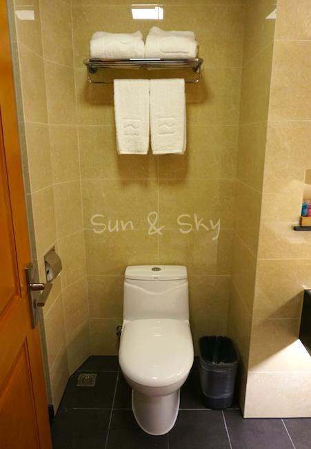 toilet sh airport hotel