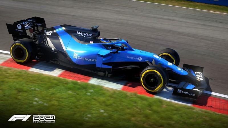 F1 2021 - Podium Series Pass 1