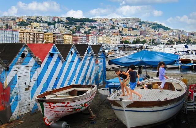Naples Mergellina - Color of Naples - 2