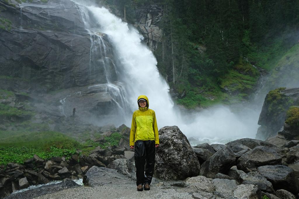 Krimml Waterfall, Austria