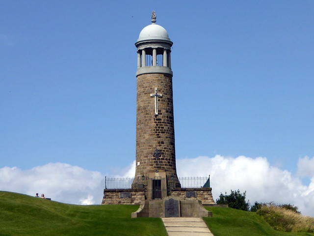 Circa 1922 - Crich Stand (Sherwood Foresters Regimental Memorial) - Crich 10Aug21 - grade II star listed
