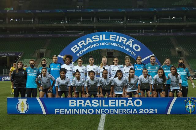 Palmeiras x Grêmio (BR Feminino A1)