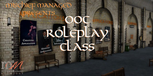 OOC Roleplay Class
