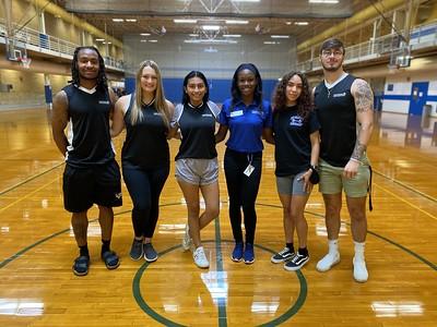 Fitness Instructors + Zoie