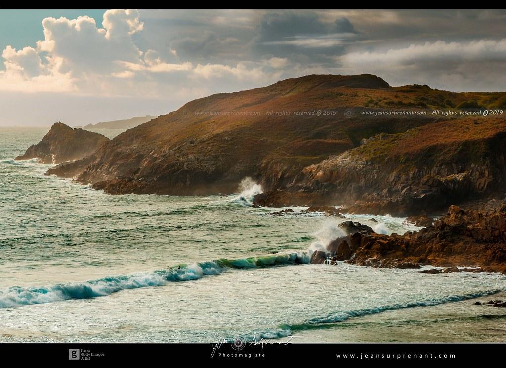La côte du Petit Minou DRI