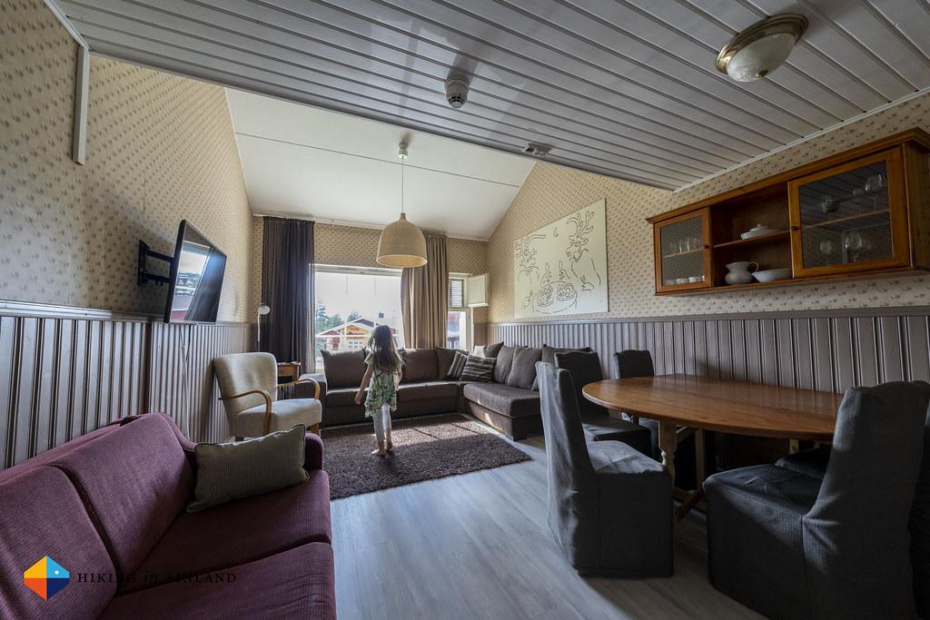 Hullu Poro Apartment Living Room