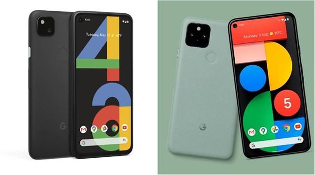 Google Akan Tamatkan Pengeluaran Model Pixel 5 &Amp; Pixel 4A