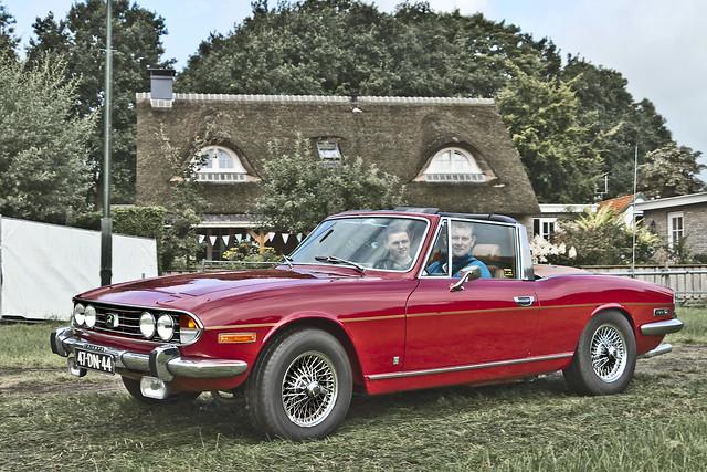 Triumph Stag 1974 (5772)