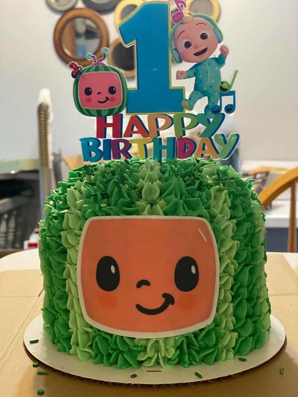 Cake by TiTi's Cupcake Creations