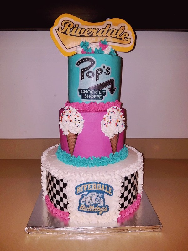 Cake by Sugar Sweet Bakery Company