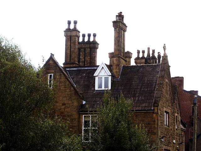Some fine chimneys