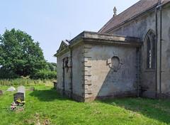the Berney mausoleum