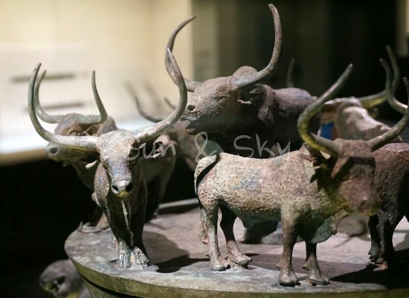 bronze-cow sh museum