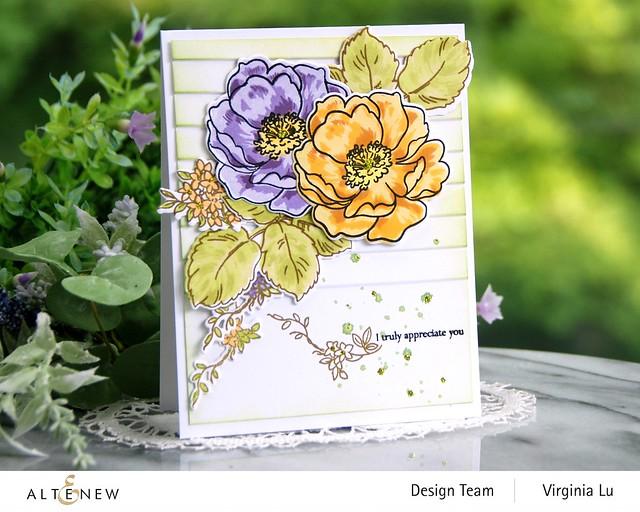 Altenew-BAF Wild Rose-Window Slats 3D Embossing Folder-001