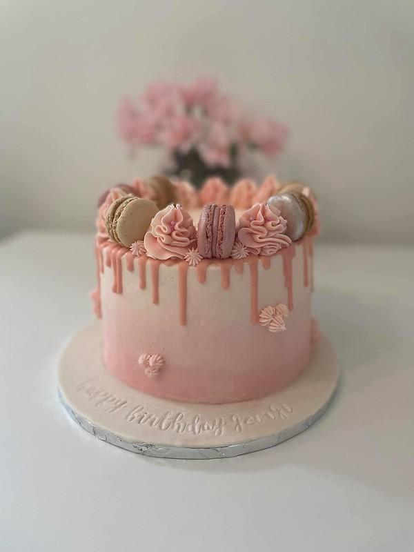 Cake by Gigi's Cakery