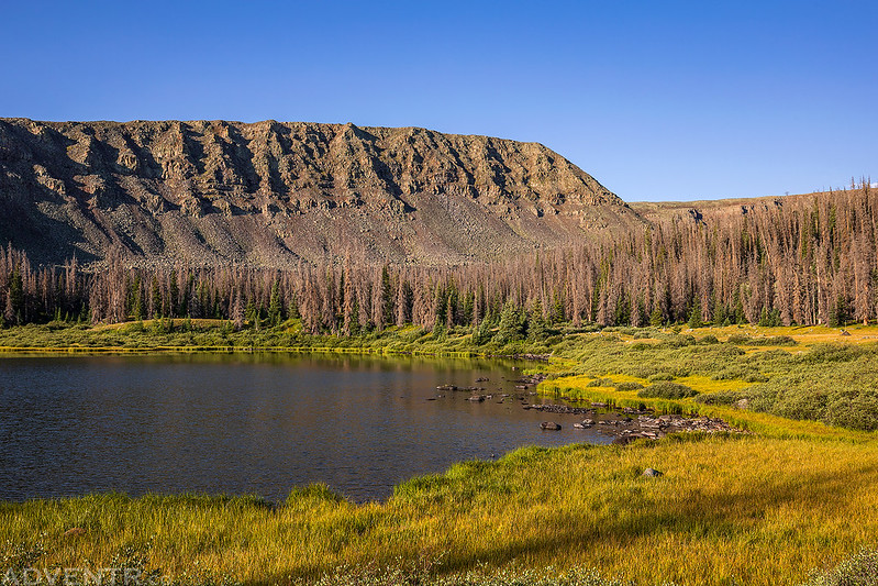 Lower Powderhorn Lake