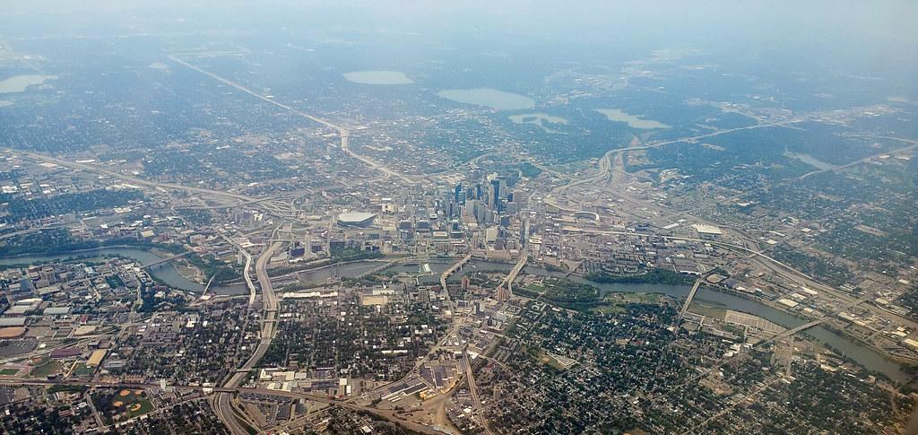 Flying into Minneapolis–St. Paul International Airport