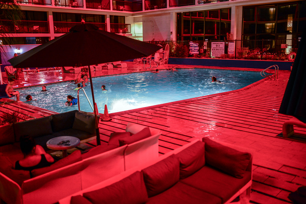 Sheraton Universal pool