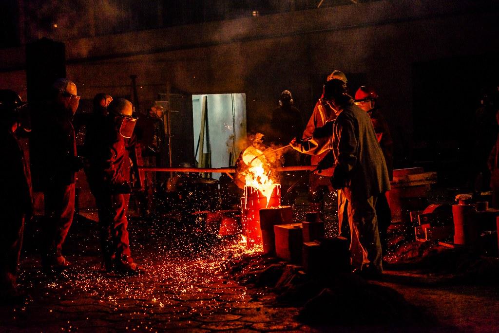 casting (metalwork)