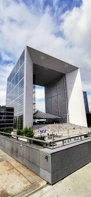 Grande Arche de La Défense (Paris)