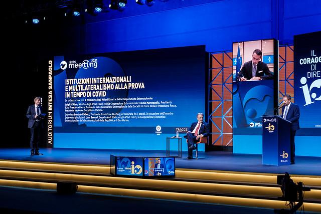 210822 - Istituzioni internazionali e multilateralismo alla prova in tempo di Covid