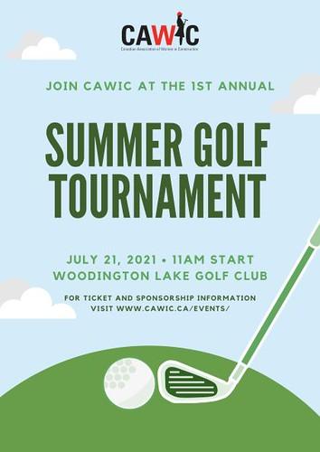 2021 Summer Golf Day