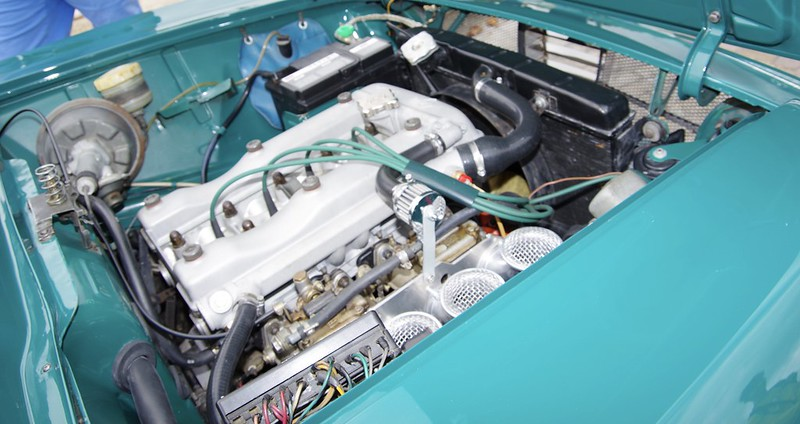 Alfa Romeo Sprint Gran Tourismo 1300 Junior Bertone ( Giorgetto Giugiaro ) -  51396455670_36a7ab49b0_c