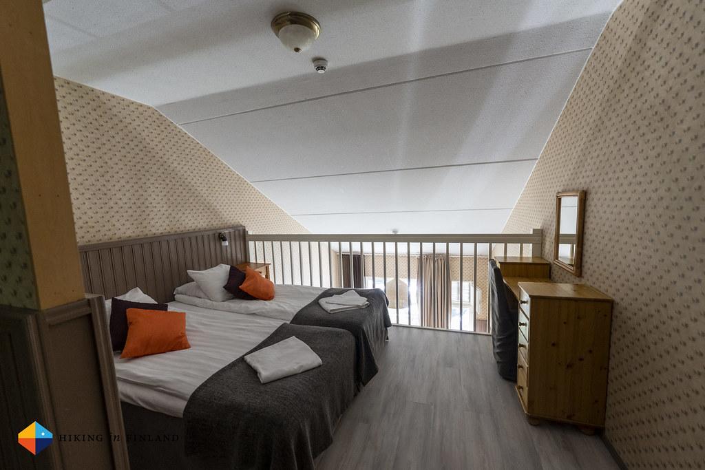 Hullu Poro Apartment Bedroom 1
