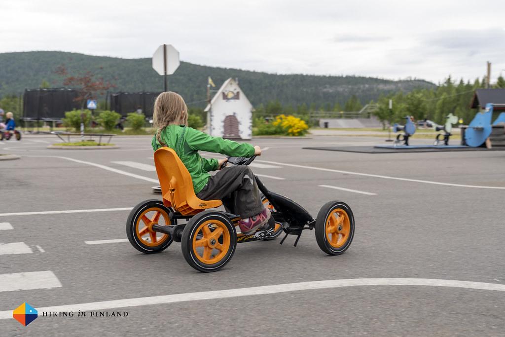 Cart Track