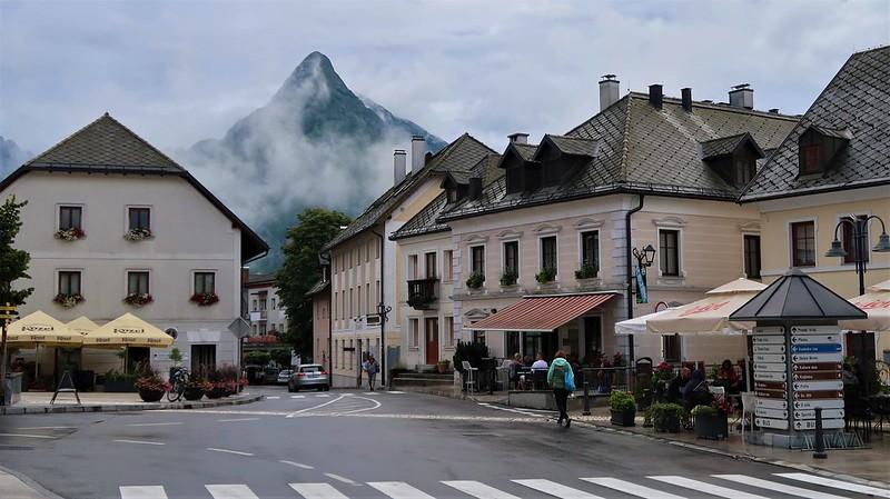 Soča, SLOVENIA, August 2021
