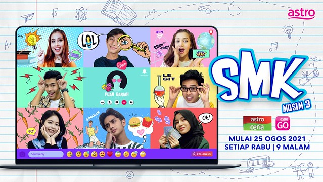 Smk S3 Poster