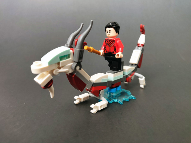 LEGO Marvel Shang-Chi and The Great Protector (30454)