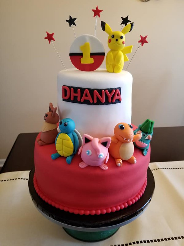 Cake by Shorty's Cupcakes
