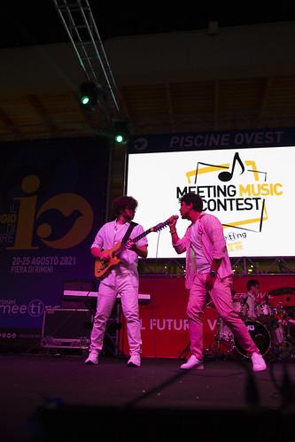 210822-MEETING MUSIC CONTEST, Terza serata di esibizione dei semifinalisti