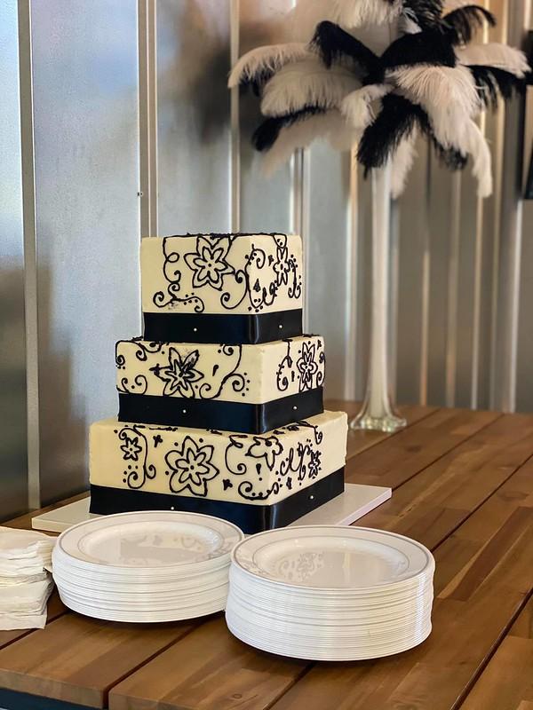 Cake by Celaya Bakery