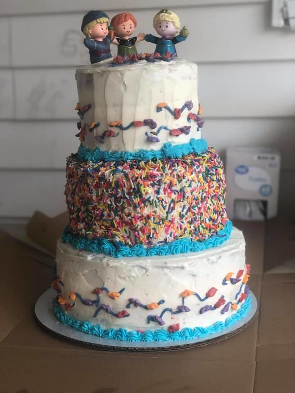Cake by 2 Gals & a Cake