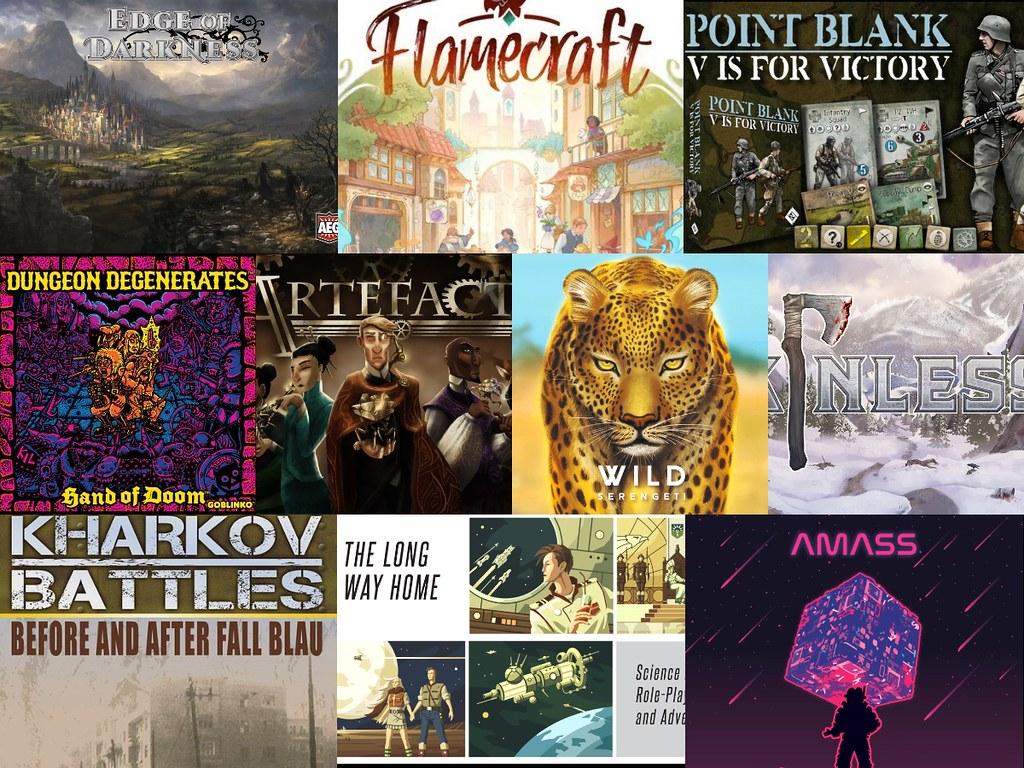 Noticias - Kickstarter 9/08 - 23/08